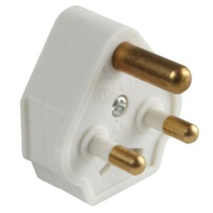 B&Q 5A 3 Pin Plug