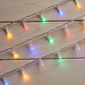 View 14.3m Multicolour String Lights with 240 LED Bulbs details