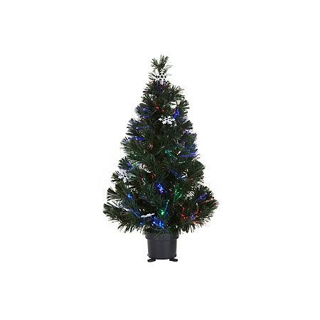 Fibre Optic Christmas Trees B Q