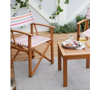 View Wooden Garden Furniture details