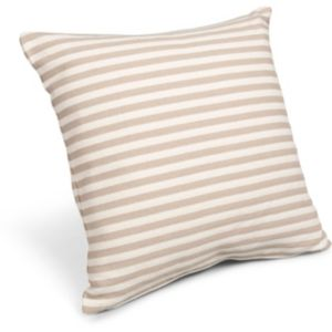 View St Ives Striped Ivory Cushion details
