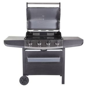 View Ultar 4 Burner Gas Barbecue details