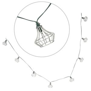 View Blooma Venilia Cage Battery Powered LED String Lights details