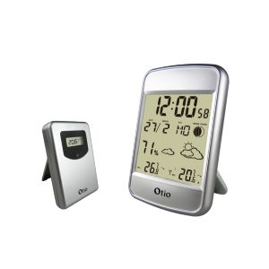 View Otio Silver Wireless Weather Station details
