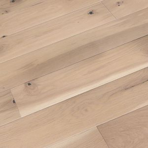 View Colours Bredene Cream Oak Real Wood Top Layer Flooring 1.37 m² Pack details