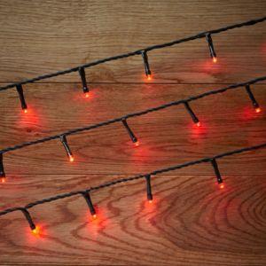 Image of 120 Red LED String Lights