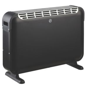 Image of Blyss Electric 2000W Black Convector Heater