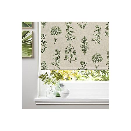 colours adelle corded green blackout roller blind l 160. Black Bedroom Furniture Sets. Home Design Ideas