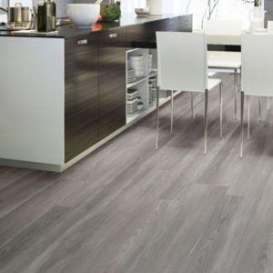 Natural Oak Effect Waterproof Luxury Vinyl Click Flooring Sample