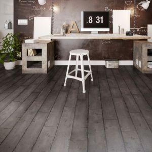 Vinyl Flooring Black White Amp Wood Effect Vinyl Flooring