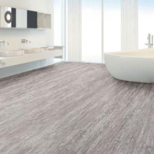 Natural Stone Effect Waterproof Luxury Vinyl Click Flooring Sample
