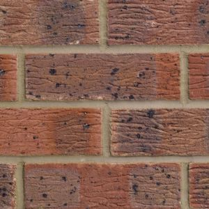 Image of Red Facing brick (H)65mm (W)102.5mm (L)215mm
