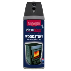 View Plasti-Kote Black Matt Stove Paint details