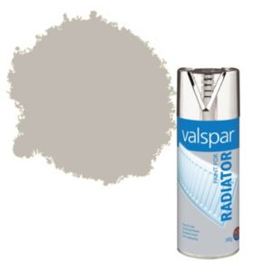 View Valspar Paint For Radiator Metallic Effect Spray Paint 400ml details