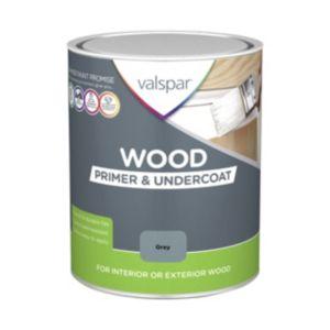 Image of Valspar Grey Wood Primer & undercoat 0.75L