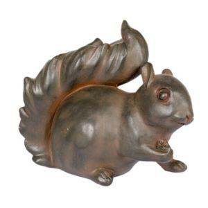 Image of La Hacienda Squirrel Garden Ornament