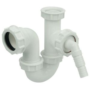 View Floplast Sink & Washing Machine Trap details