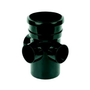 View Floplast Black Boss Pipe (Dia)110mm (L)148mm details