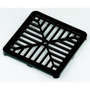 View Floplast Black Polypropylene Gully Grid details