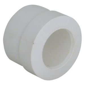 Image of Floplast Overflow Waste Reducer (Dia)32mm White