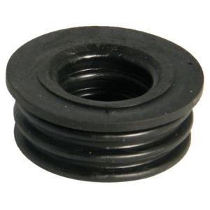 View Floplast Black Boss Adaptor (Dia)40mm (L)68mm details
