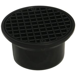 View Floplast Black Hopper & Grid (Dia)215mm (L)32mm details