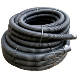 View Floplast Land Drainage Flexible Coil Pipe (Dia)80mm, Black details