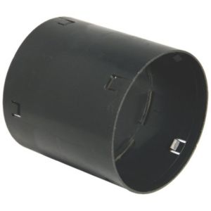 View Floplast Land Drainage Coupling (Dia)100mm, Black details