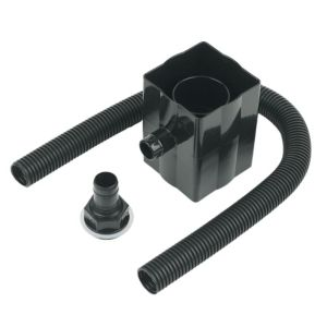 View Floplast Black PVC Rainwater Diverter details