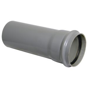 View Floplast Grey Soil Pipe (Dia)110mm (L)2.5m details