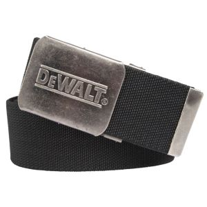 View DeWalt Black Work Belt One Size details