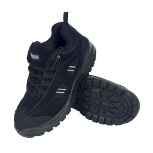 View Apache Industrial Wear Black Steel Toe Cap Feature Trainers, Size 5 details