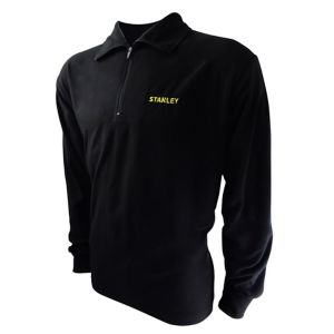 Stanley Memphis Black Micro Fleece Extra Large