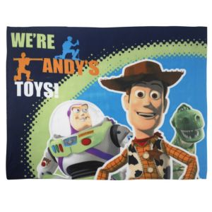 View Multicolour Toy Story Fleece Blanket details