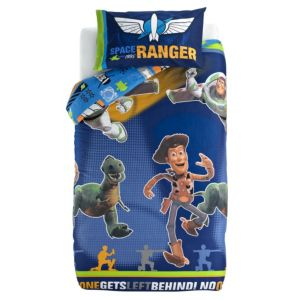 View Disney Multicolour Toy Story Single Children's Duvet Set details