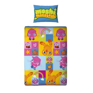 View Mindy Candy Multicolour Moshi Monsters Single Children's Duvet Set details