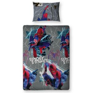 View Marvel Multicolour Spiderman Single Children's Duvet Set details