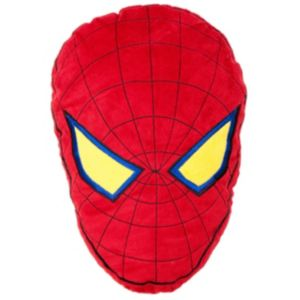 View Marvel Spiderman Red & Yellow Cushion details