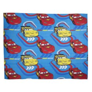 View Disney Blue, Red & Yellow Disney Cars Fleece Blanket details
