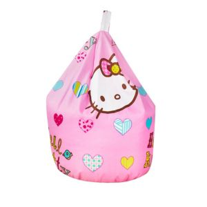 View Hello Kitty Pink Bean Bag details
