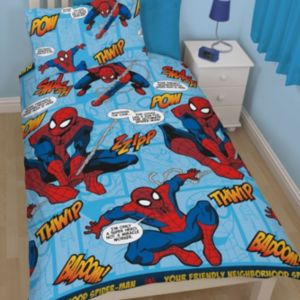 View Marvel Spiderman Single Children's Duvet Set details