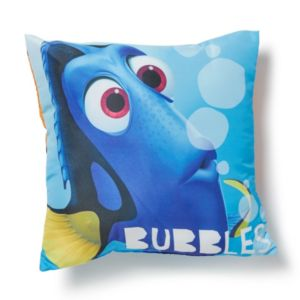 Image of Finding Dory Reversible Multicolour Cushion