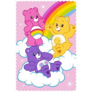 Image of Care bear Multicolour Fleece Blanket
