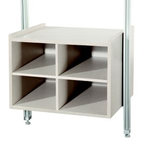 View Linen Effect Drawer Box (H)384mm (W)550mm (D)500mm details