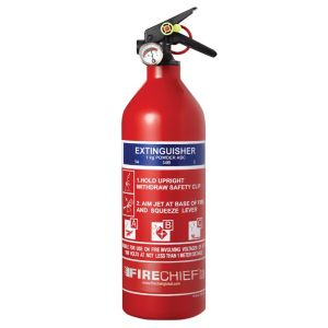Image of Firechief ABC powder fire extinguisher 1000g