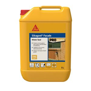 Image of Sika Clear Masonry waterproofer 5L Jerry can