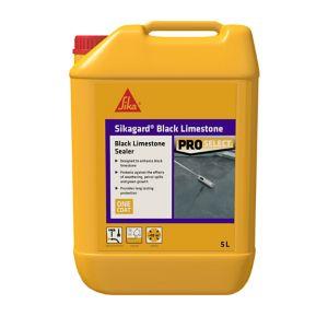 Image of Sika Black Limestone sealer 5L