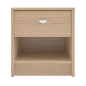 View Consort Acacia Effect Bedside Chest (W)382mm details