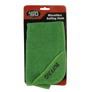 Image of AutoPro accessories Microfibre Buffing cloth