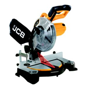 Image of JCB 240V 210mm Compound mitre saw JCB-MS210-C